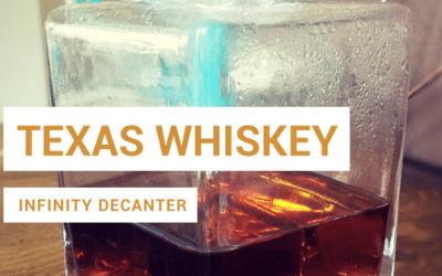 My Texas Whiskey Infinity Decanter
