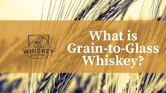 Grain to Glass Whiskey